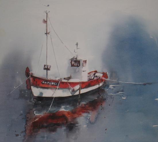 A vendre...- 200 euros (+40 euros)-VENDU-  37 x 37 cm- Novembre 2011