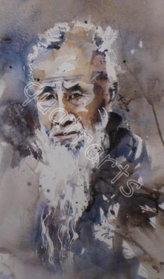 Du Bhouthan- Prix sur demande- 21 x 36 cm- Décembre 2011