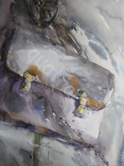 La vocation... 150€ -23 x 31 cm- janvier 2013