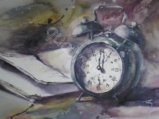 Les nocturnes... 30 x 40 cm- avril 2013- VENDU