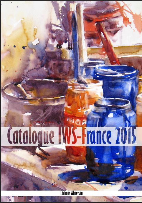 Couverture catalogue 2015